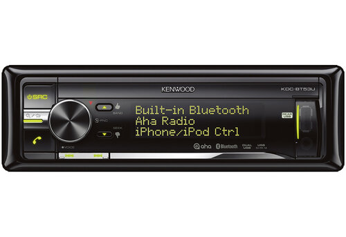 Kenwood KDC-BT53U - 2