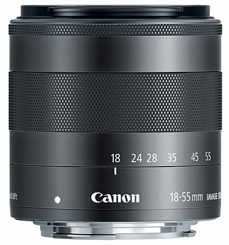 Canon EF-M 18-55mm f/3.5-5.6 IS STM #2