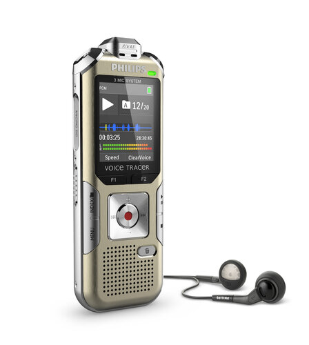 Philips Voice Tracer DVT6500 - 5