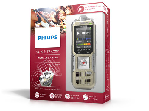 Philips Voice Tracer DVT6500 - 2