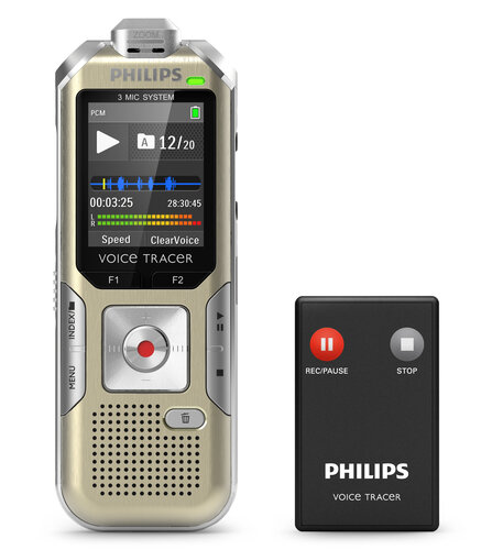 Philips Voice Tracer DVT6500 - 1