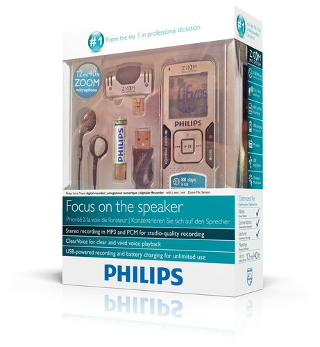 Philips Voice Tracer LFH0884 - 1
