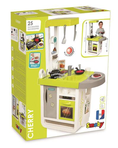 Instrukcja Obsługi Smoby Cherry Kitchen 15 Stron