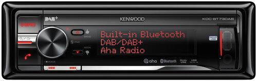 Kenwood KDC-BT73DAB - 2