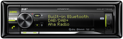 Kenwood KDC-BT73DAB - 3