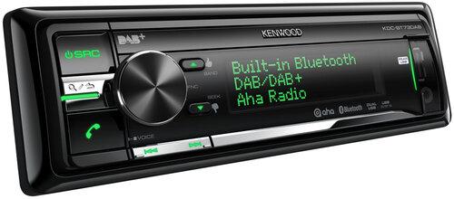 Kenwood KDC-BT73DAB - 4