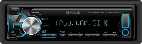 Kenwood KMM-357SD - 2