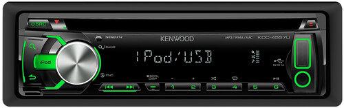 Kenwood KDC-4557U - 2