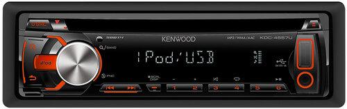 Kenwood KDC-4557U - 3