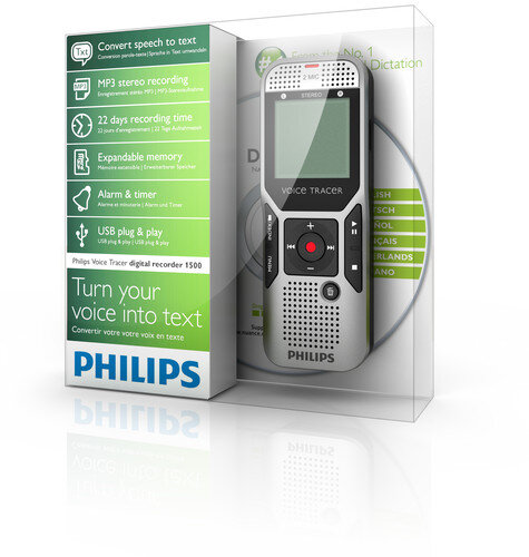 Philips Voice Tracer DVT1700 - 3