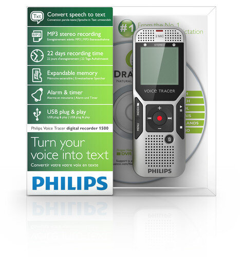 Philips Voice Tracer DVT1700 - 2