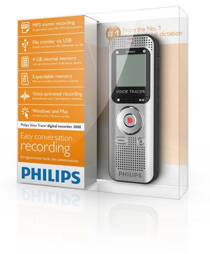 Philips Voice Tracer DVT2000 - 6