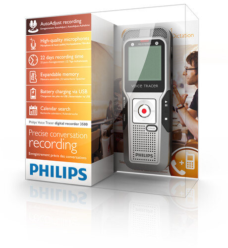 Philips Voice Tracer 3600 - 3