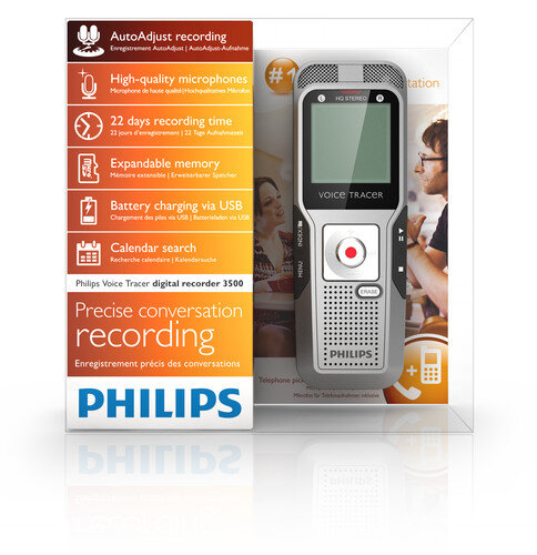 Philips Voice Tracer 3600 - 4