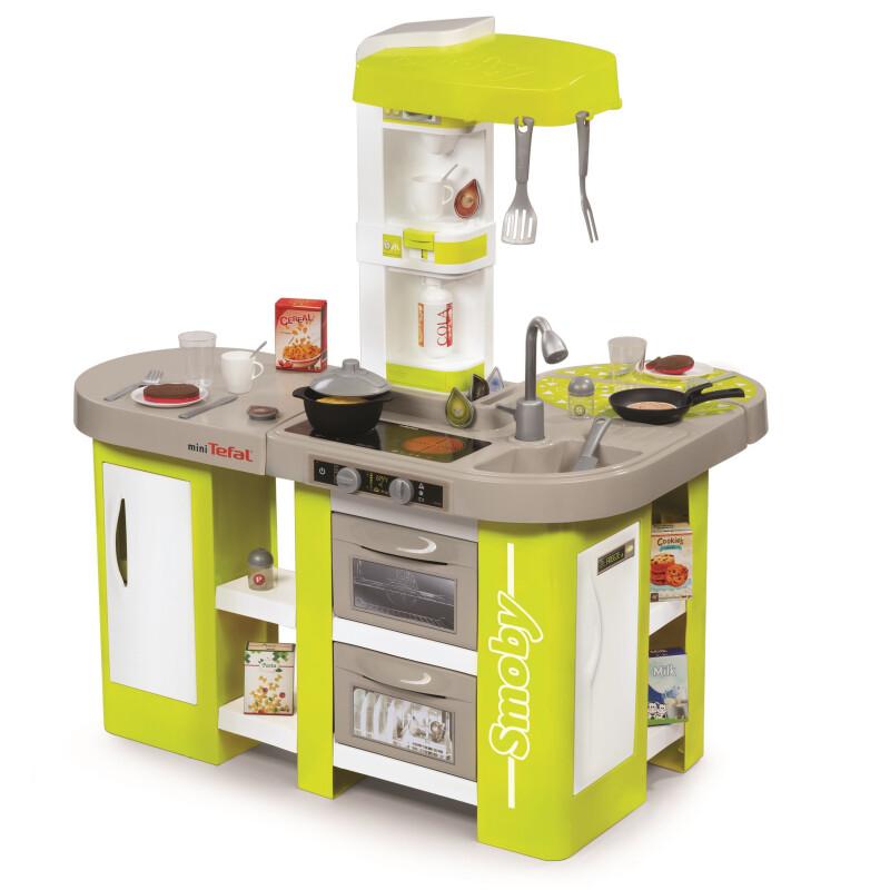 Instrukcja Obsługi Smoby Tefal Studio Kitchen Xl 17 Stron