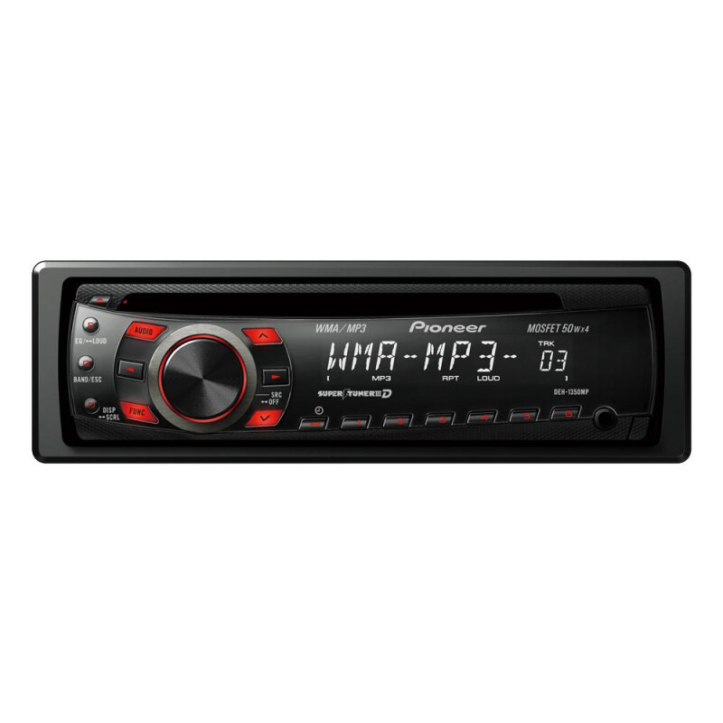 Pioneer DEH-1350MP - 1