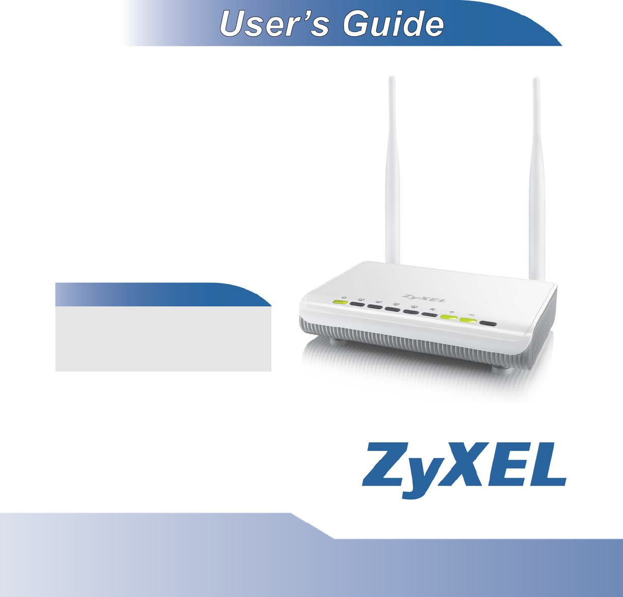 Router ZyXEL NBG-418N