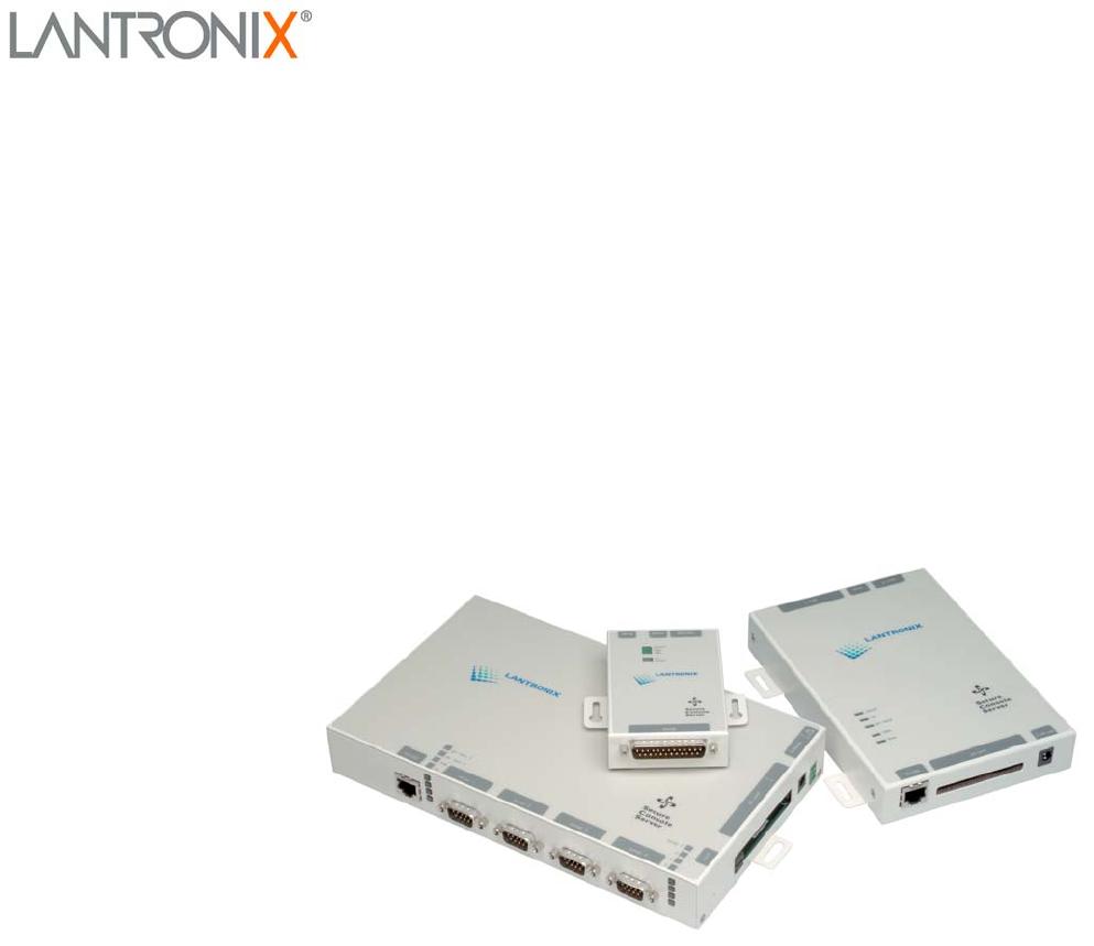Lantronix SCS400 64Bit