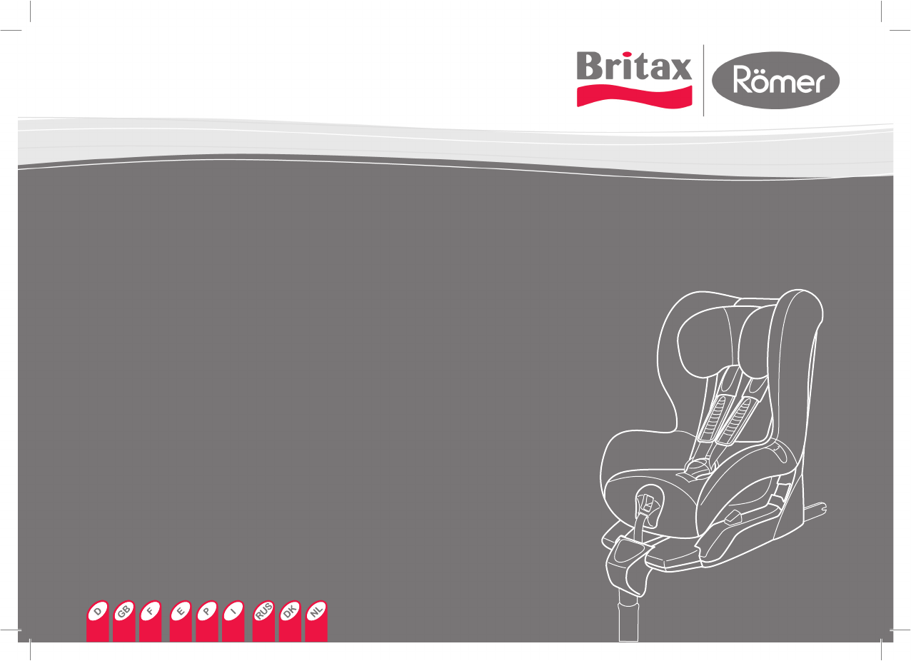 99c9a96e307c16 📖 Instrukcja obsługi Britax-Römer Safefix plus (104 stron)